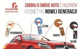 Czyste Auto z PSP HUZAR