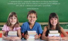 Początek roku szkolnego z PSP HUZAR