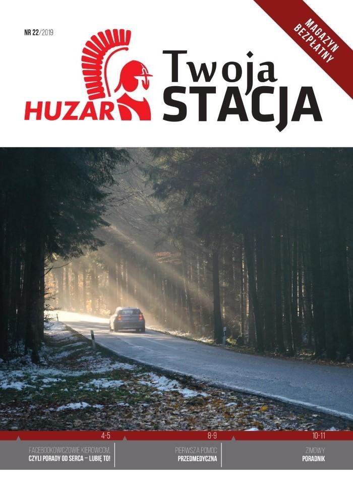 , HUZAR Twoja Stacja nr 22