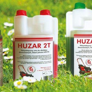 olej do silników dwusuwowych, HUZAR 2T